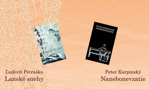 Authorial discussion with Ľudovít Petraško and Peter Karpinský