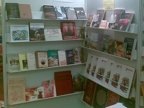Pectus Publishing House at the International Book Fair in Warsaw